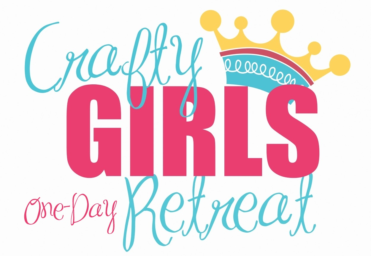 Crafty Girls Logo-one day