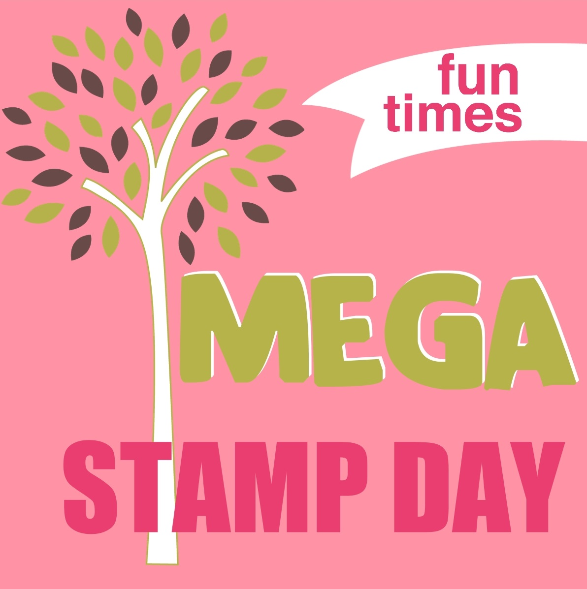Mega Stamp Day