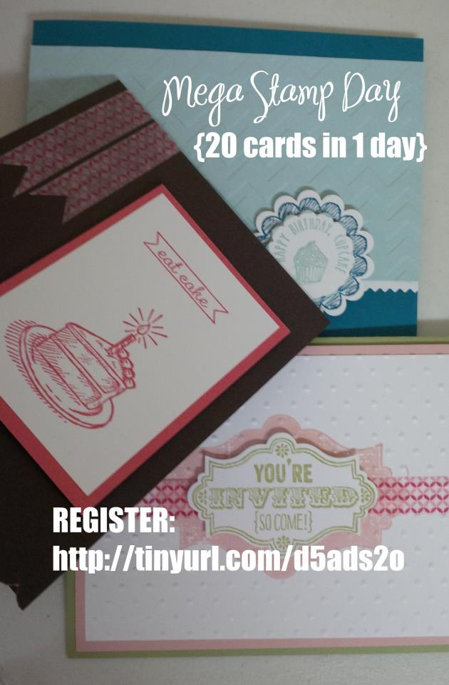 29 days till Mega Stamp Day…join us!