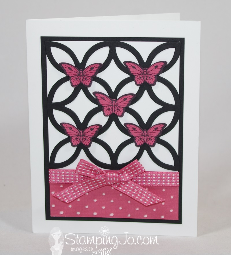 Stampin Up! Papillon Potpourri