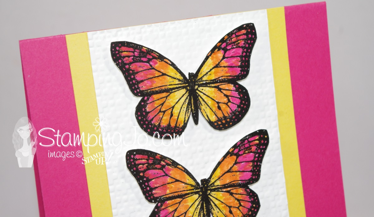 thank you card stampin up butterfly 2