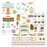 Sweet Shop Designer Sticker