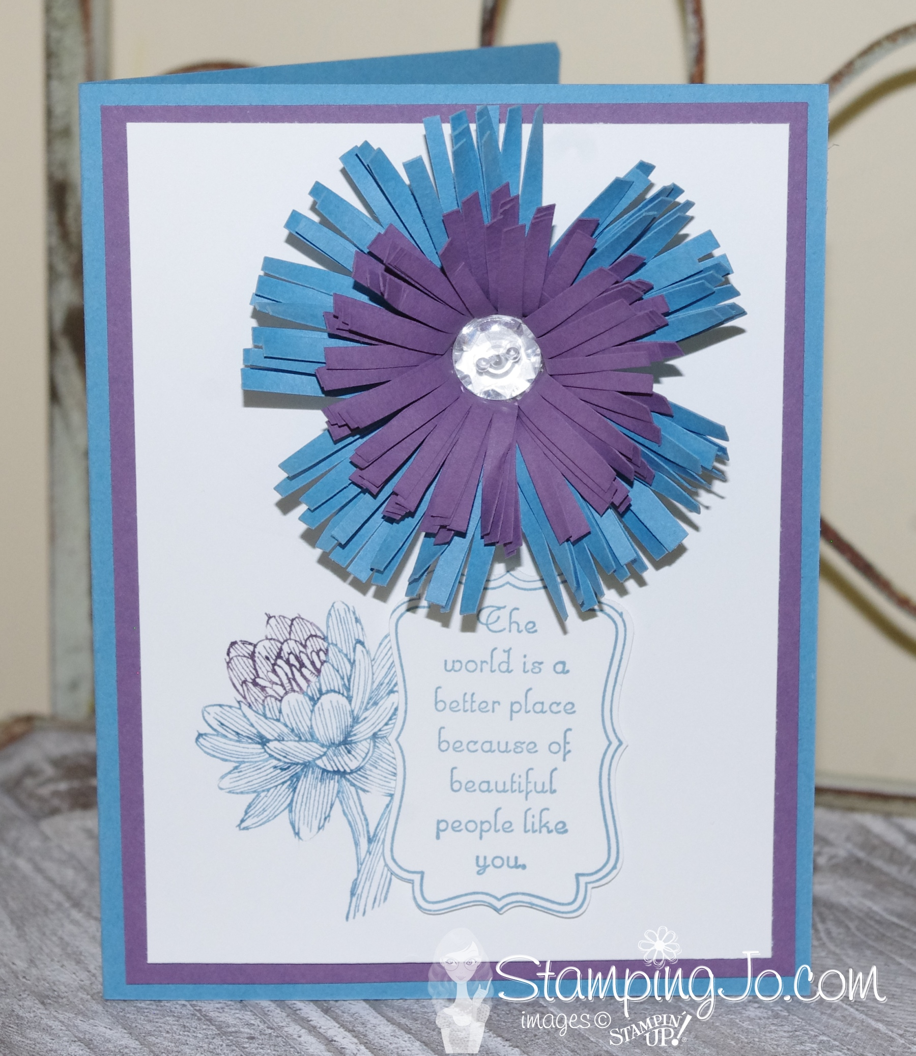 stampin up fringe scissors 1