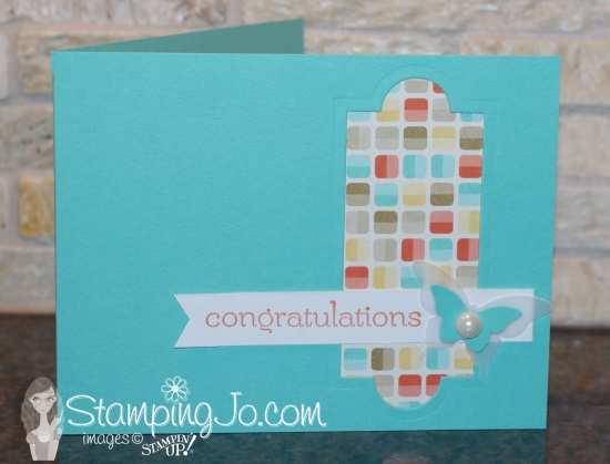 stampers dozen - congratulations 1