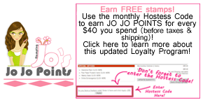 jo jo points rewards sidebar