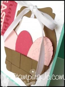 StampingJo Easter Framelit basket (2)