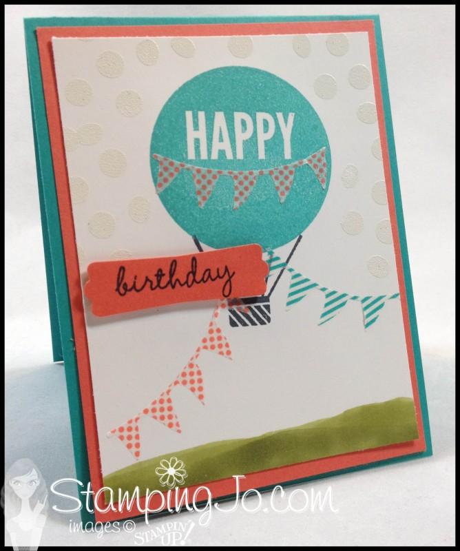 stamping jo celebrate today