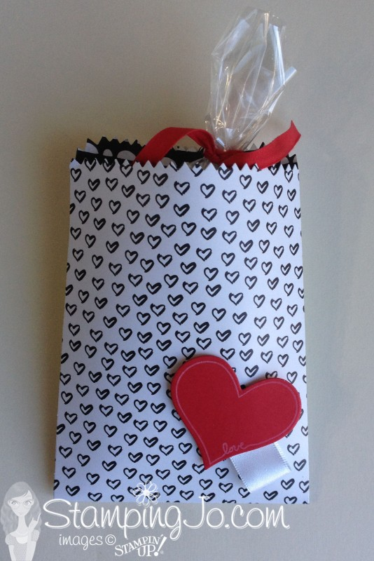 You're So Sweet & Treat Bag Thinlit by StampingJo