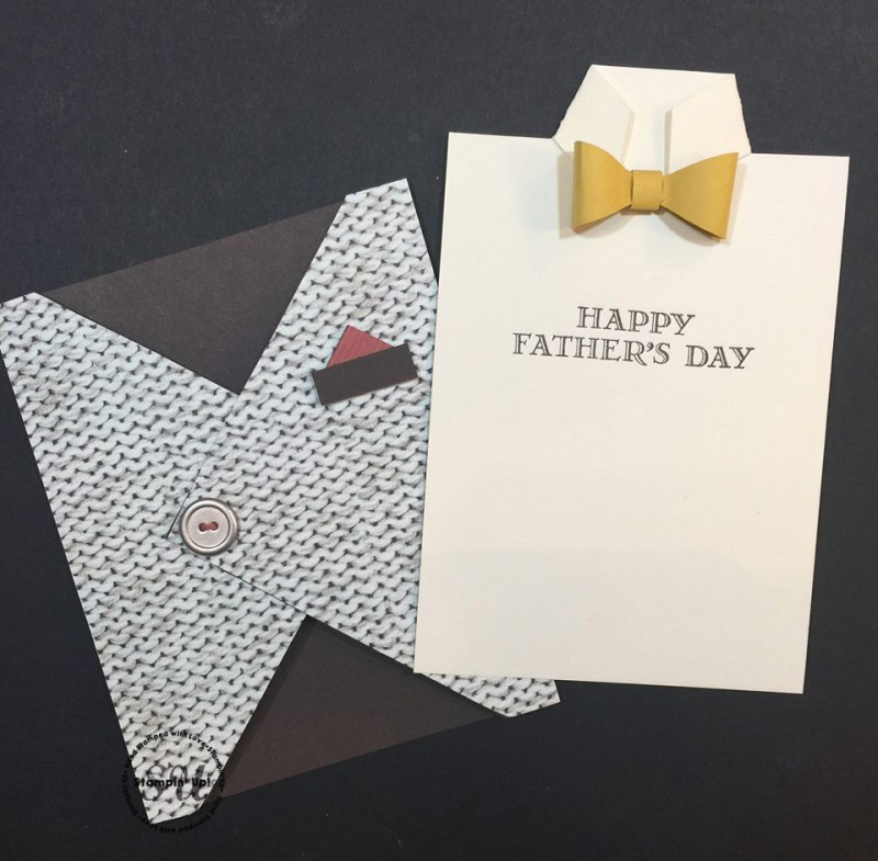 A card just for Dad