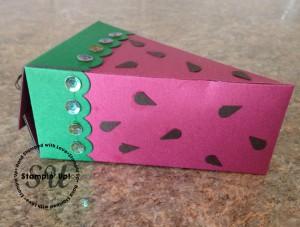 Charlene Feddema Cutie Pie Thinlits Watermelon