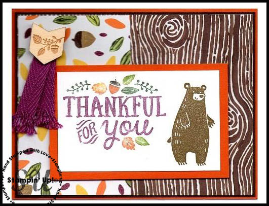 thankful forest friends