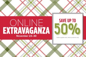 Online Extravaganza www.stampingjo.com/store