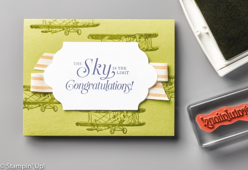 Sale-A-Bration samples: Sky Is The Limit