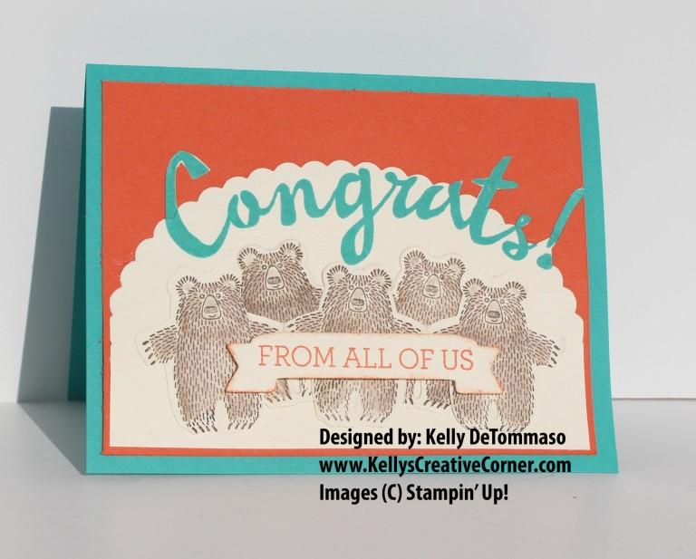 Bear Hugs by Kelly DeTommaso