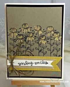 Flowering Fields by Janet Wakeland
