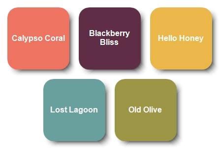 stampers dozen color challenge