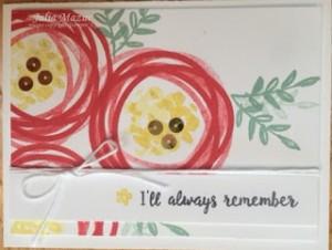 memories in the making, julia mazur