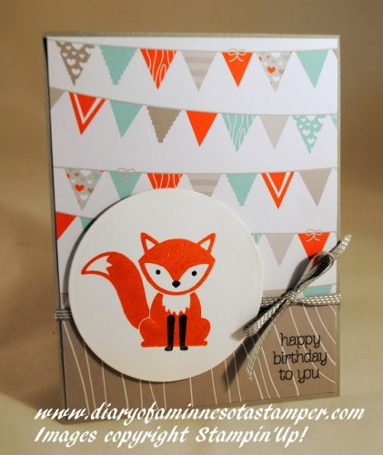 foxy friends by Shelly Johnson