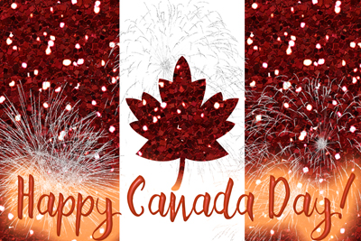 Happy Canada Day by StampingJo