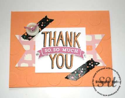 Scenic Sayings and Playful Palette DSP, Stampin Up