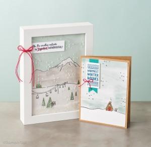 Mountain Adventure Stamp Set, Stampin Up