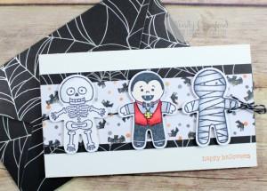 Cookie Cutter Halloween by Wendy Cranford