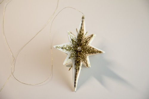 Starlight ornament by SternchenStempel Silvija