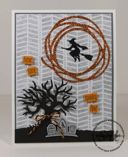 Spooky Fun Halloween card
