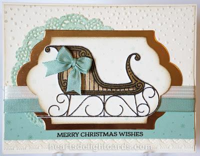 santas-sleigh-by-cindy-elam