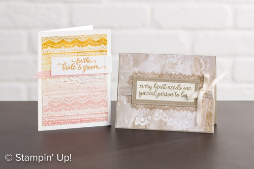 Delicate Details, Stampin Up, 2017 Sale-A-Bration