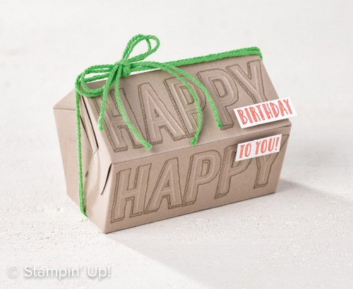 Happy Celebration Stamp Set, Stampin Up, Occasions Catalogue