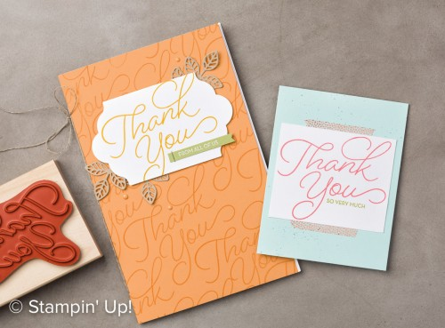 So Very Much, Stampin Up, 2017 Sale-A-Bration
