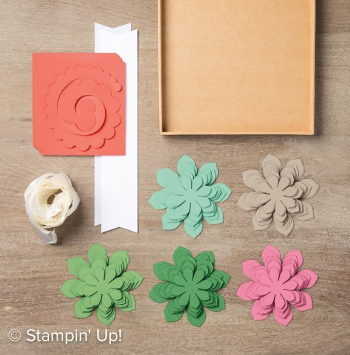Vertical Garden Kit, Stampin Up, 2017 Occasions Catalogue