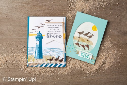 High Tide stamp set, Stampin Up, 2017 Occasions Catalogue