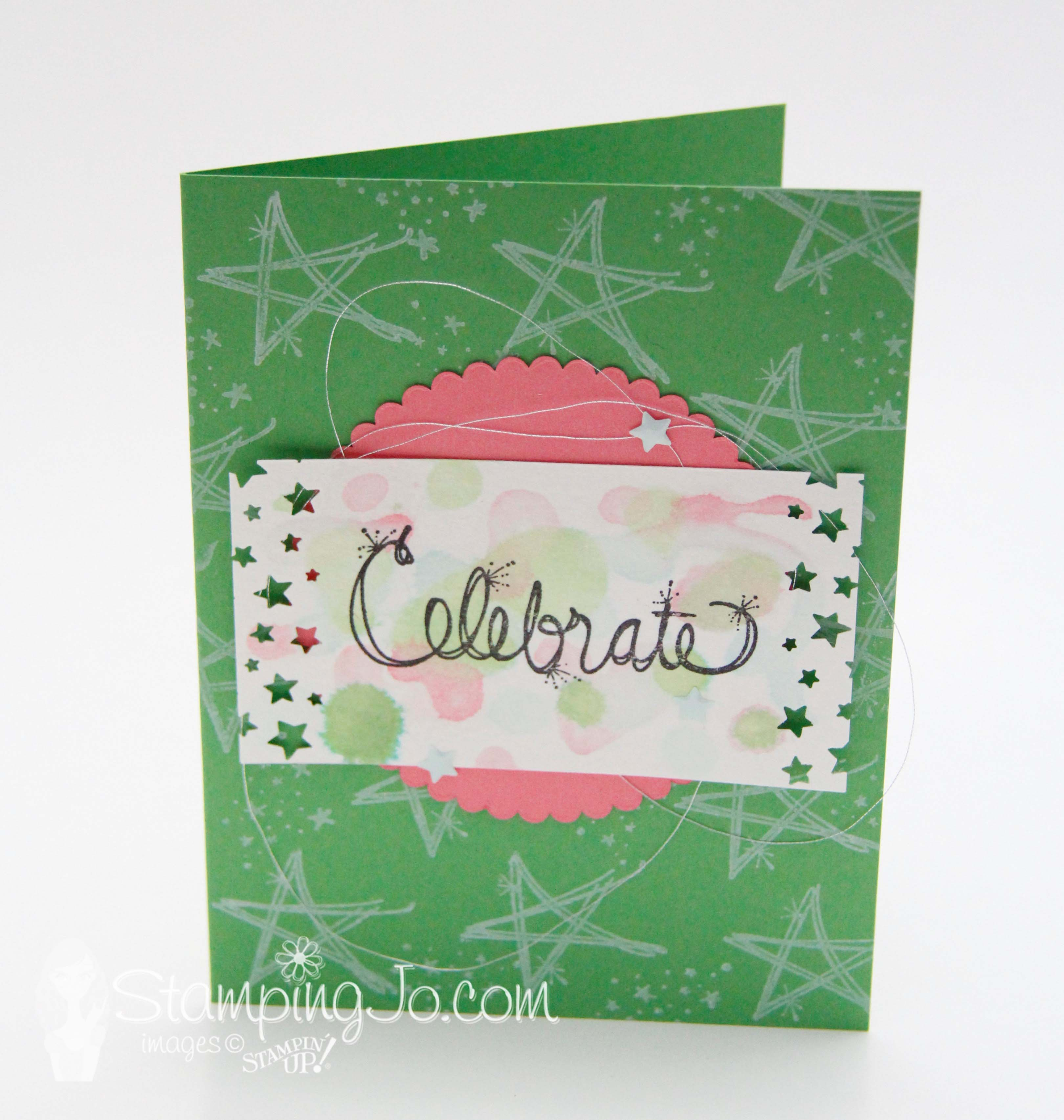 Love Sparkles stamp set, Stampin Up 2017 Occasions Catalogue,