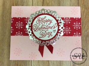 Sealed With Love, Stampin Up, by Candy Rattray
