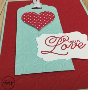 Sealed With Love, Stampin Up by Rene Watson