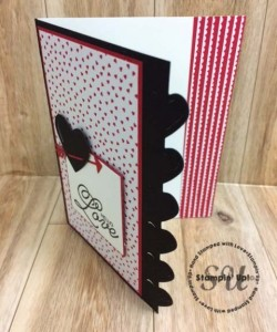 Sealed With Love, Stampin Up, by Tami White