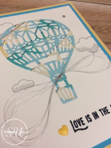 Lift Me Up stamp set, Stampin Up, 2017 Occasions Catalogue