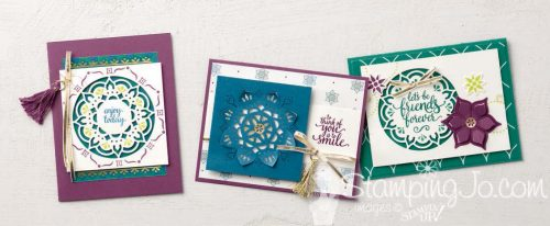 Eastern Palace Suite, Stampin Up, card ideas