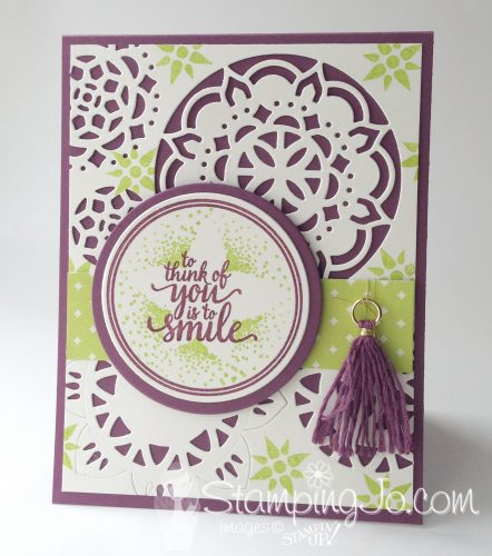 Eastern Palace Suite, Stampin Up
