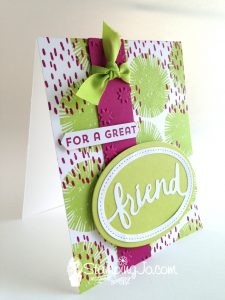 Lovely Inside and Out, Stampin Up