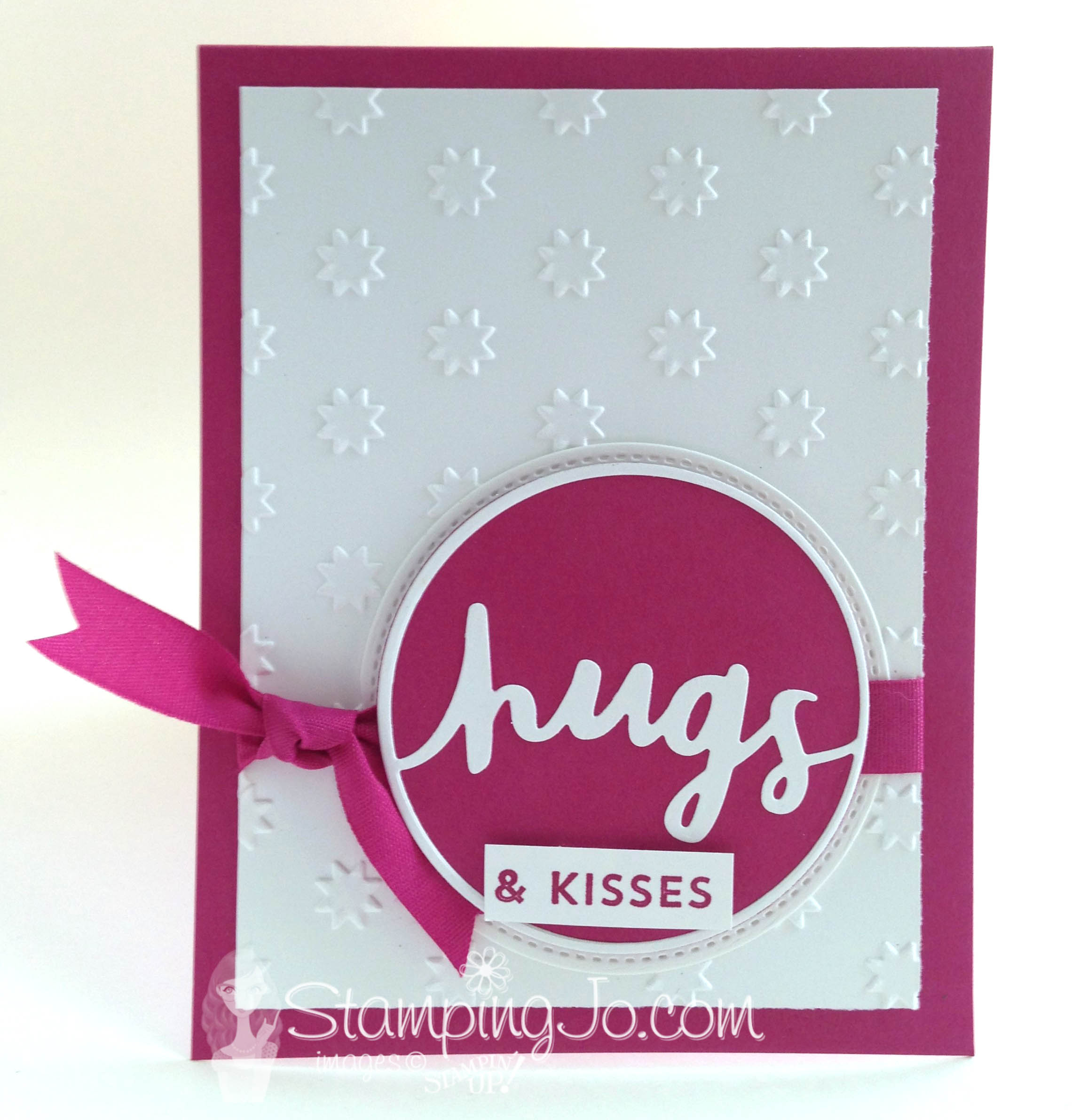 Lovely Words thinlits, Stampin Up