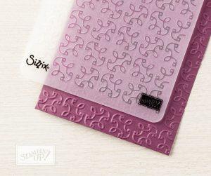 Garden Trellis Textured Impressions Embossing Folder, Stampin Up, Petal Garden Suite