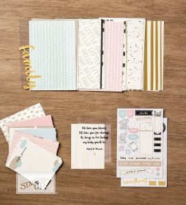 Bundle of Love Memories and More Card Pack, Stampin Up, pocket memory keeping collection