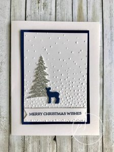 Carols of Christmas, Stampin Up, handmade Christmas cards