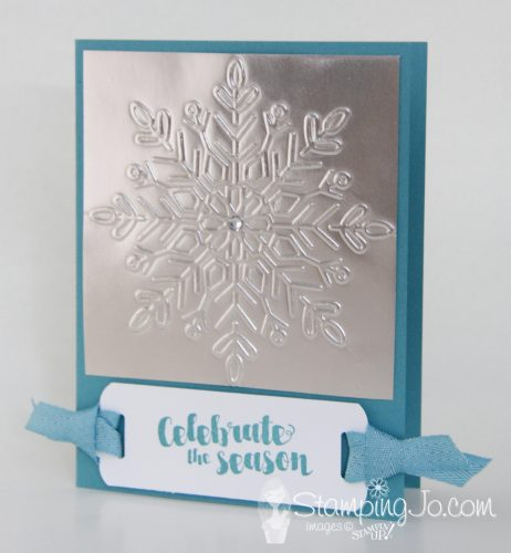 Winter Wonder TIEF, Tags & Trimmings stamp set