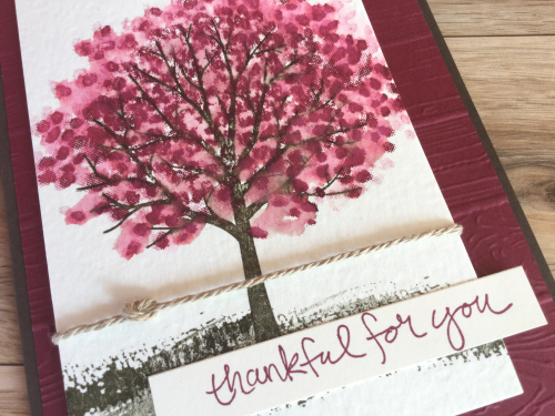 VIDEO | Watercoloring with Sheltering Tree