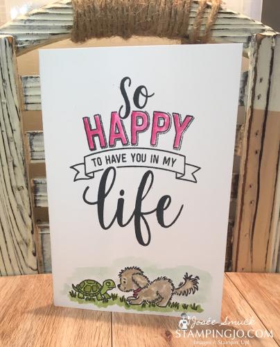 So Happy Valentine's Card