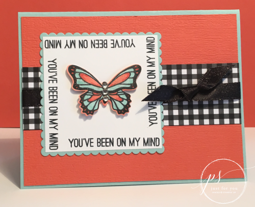 VIDEO | STAMPING 411 WITH JOSEE: BUTTERFLY GALA WEEK 3